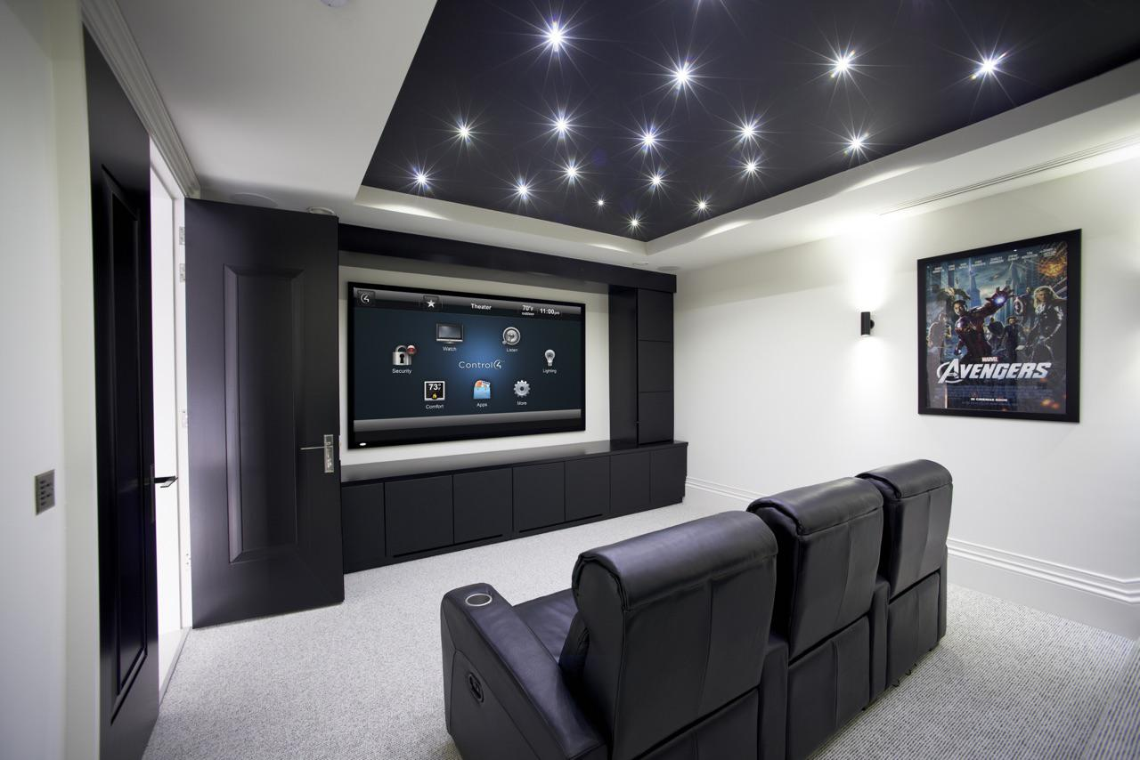 Transform any room into a state-of-the-art home cinema